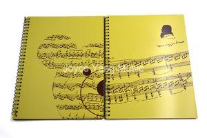 Bear Music Book Note Paper Music Staff Musician Song Writer Artist For Piano Guitar Violin Viola Cello Teacher School Supplies