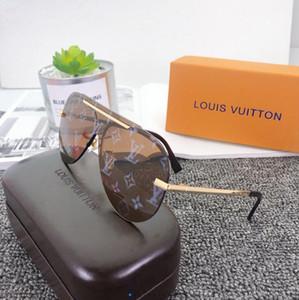 2020 Hot Sale Brand Design Sunglasses Vintage Pilot Brand Sun Glasses Band UV400 Men Women Ben Metal Frame glass Lens A01