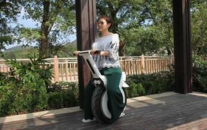 성인 야외 지능형 60V 500W 전기 자전거 큰 바퀴 E 자전거 전동 스쿠터 미니 한 바퀴 모노 사이클 스케이트 보드
