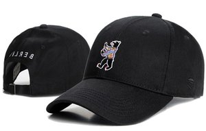 fashion adjustable Unisex bear dad Ball Hats Snapback Baseball hat for Men women Summer Sport designers bone gorras Golf sun casquette Hat