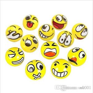 Şanslı jumbo squishy Komik Emoji Yüz Sıkmak Topları Modern Stres Topu Relax Duygusal El Bilek Egzersiz Stres Topları Oyuncaklar Stres