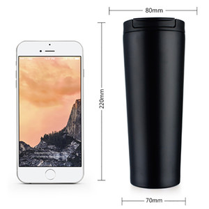 Premium Travel Coffee Mug Stainless Steel Insulation Tumbler Cups Vacuum Flask Thermo Water Bottle Tea Mug Thermocup