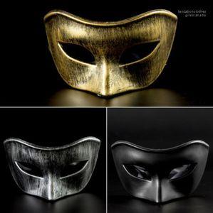 Party Plastic Homme Kleidung Frauen Kleider Mode-Art-beiläufige Apprel Halloween Cosplay venezianischer Maske Kreative Masquerade