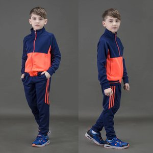 الرياضات الشتوية أوقات الفراغ بدلة رجال والنساء الأطفال تدريب كرة القدم تخدم تشغيل كمال الاجسام فضفاض معطف بنطلون الساق