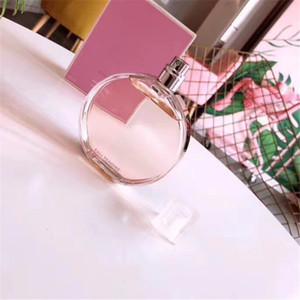 adecuado para todo tipo de piel de alta calidad entrega rápida libre de las señoras de las mujeres de la fragancia del perfume perfume floral fresco Eau de Toilette EDT 100ml