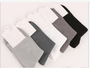 Wholesale- Best Seller Pure Cotton Socks Spring Socks Men   Men's Socks ,10pcs= 5 pairs