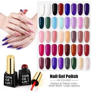 COSCELIA Gel Nail Polish Nail Art Gel For Extension Varnish For Stamping Vernis Semi Permanant Uv Tools Manicure