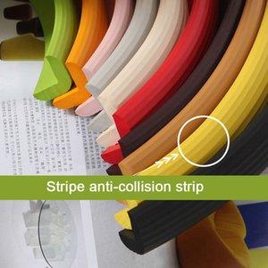 Child Protection 2M Length Stripe Anti-collision Strip Baby Child Safety Edge Furniture Corner Security Child Lock