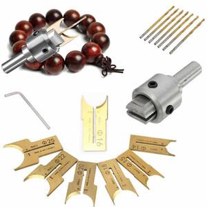 Newest 16Pcs Carbide Ball Blade Woodworking Milling Cutter Molding Tool Beads Router Bit Drills Bit Set 14-25Mm