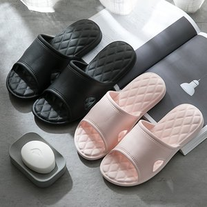 Women Bathroom Slippers Thickened EVA Non-slip Super Soft Home Slippers Tasteless Summer Women Shoes