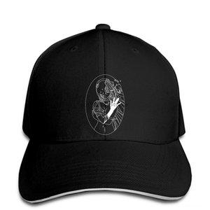 hip hop Beyzbol Moda Serin şapka Elfen Lied kapakları Beyaz Şapka Caps Şapka, Atkı Eldiven Özelleştirilmiş Baskılı 1 snapback