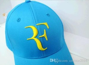 Roger Federer RF Hybrid Baseball caps tennis racket hat snapback cap tennis racquet Sport adjustable hat