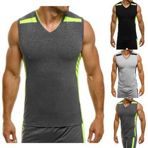 Nouveaux vêtements de compression pour hommes Combinaisons de sport à séchage rapide Ensemble de vêtements de sport Jogging Entraînement Gym Survêtement de course Ensemble de course