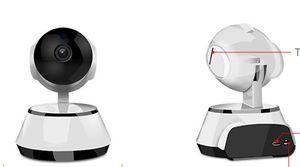 WiFi IP Vigilancia de la cámara 720p HD Visión nocturna de la noche de dos vías Audio Video inalámbrico CCTV Cámara Baby Monitor Security Security System
