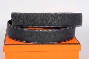 ceinture hermes Hermès belt Ceinture Marque cuir véritable ceinture d'hommes de design de haute qualité H lisse Boucle Ceintures Hommes Femmes luxe ceinture boucle de cuivre pur