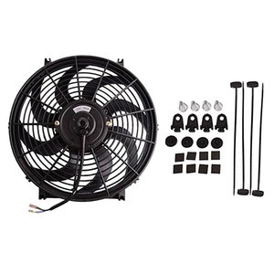 Universal Electric Radiator Fan For Vehicle Fan Mounting Accessories