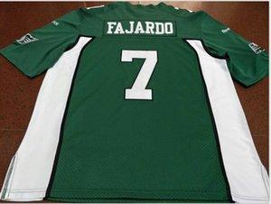 Rare le donne Uomini della gioventù Vintage Saskatchewan Roughrider # 7 Cody FAJARDO dimensione del calcio Jersey s-5XL o personalizzato qualsiasi nome o numero di maglia