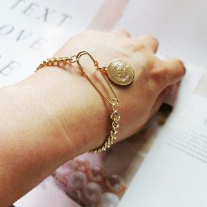 Vintage Pearl Bracelet For Women Korean Female Flower Pearl Bangles Bracelet 2020 Charms Fashion Couple Jewelry