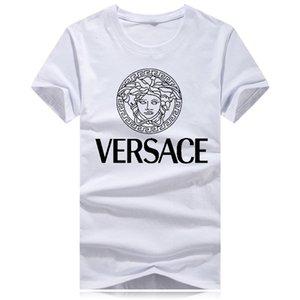 2020 neweT قمصان الرجال ملابس نسائية الصيف عارضة تي شيرت القطن قصير الأكمام الرجال مصمم العلامة التجارية الفاخرة تي شير
