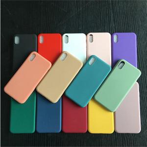 Ultra sottile poco costoso della cassa del telefono di TPU per l'iphone 12 11 Pro Max XS MAX XR X 6S più Huawei P30 Mate 20
