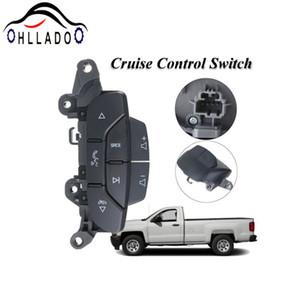 HLLADO 25851951 Bluetooth Audio Video Steering Wheel Cruise Control Switch For C hevrolet G MC  Cadillac H ummer B uick 2009 2010 2012 2013