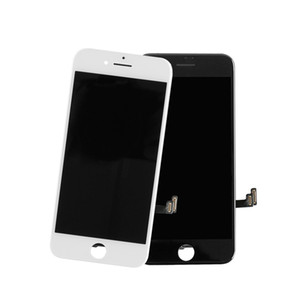 High Brigtness LCD Phone 7G Grade A+++ LCD Display For 7 Touch Digitizer Frame Assembly Repair