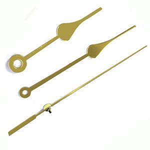 DIY-Quarz-Taktgeber Zubehör Home Uhren Spindelbewegungen Kit Mechanismus Reparatur mit Handset Shaft Zubehör 1200pcs IIA94