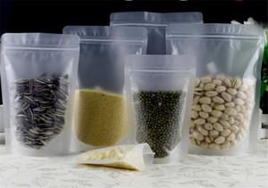 9 * 15 * 3 centímetros Stand-up Fosco saco de plástico para embalagem Auto Sealing Zipper Bag