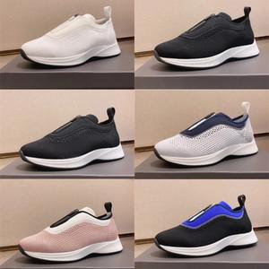 2020 uomini del progettista della scarpa da tennis Basketball Shoes maglia Mesh neoprene Sneakers Moda Uomo Slip-on formatori Casual Scarpe con la scatola