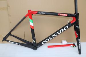 2019 Colnago C64 UAE Team Frameset Cadre de route pour vélo PKEM Cadre de vélo en carbone BB386 cadre velo carbone vendre