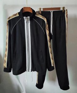 Designer Sportswear Jacket Set Fashion Running Sportswear Medusa Mens Sportswear Letter Print Clothing Sportswears Sports