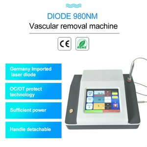 Best price Vascualr lesion 980nm diode laser spider veins removal laser diode vascular removal machine good result