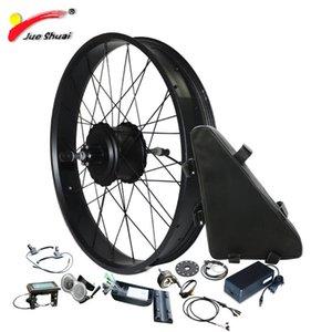 "High-Speed-48V 1000W hinten Naben-Motor Elektro-Bike Conversion Kit E Fahrrad Kit Fat Tire 20"" 26"" 4.0 Motor Ebike für freies Verschiffen"