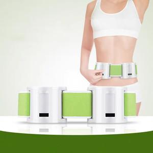 Green authentic slimming machine massager adult health vibration massage belt weight loss belt weight loss belt K1190G