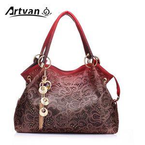 Marke Luxus Designer Frauen Handtaschen Weibliche Pu Leder Aushöhlen Quaste Taschen Damen Messegner Umhängetasche Bolsa Feminina Lh33MX190822