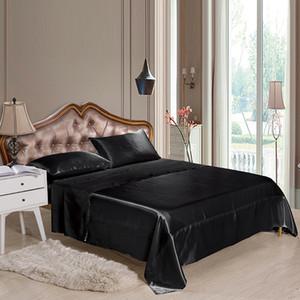 LOVINSUNSHINE seta lenzuola copriletto copriletto Duvet re Bedding Set AB # 135