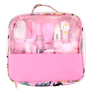 Kit para el cuidado del bebé niño lindo de Salud y estética Conjunto KitClipper tijera Kid artículos de tocador para bebé