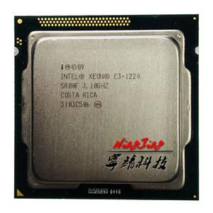 Intel Xeon E3-1220 E3 1220 3,1 GHz Quad-Core-CPU-Prozessor 8M 80W LGA 1155