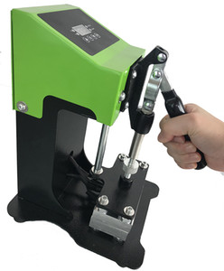 Канифоль пресс машина 2.5*5 дюймов портативный масло воск извлечения инструмент ЖК-цифровой контроллер 800 Вт канифоль Tech масло пресс отопление