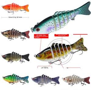 5cFwp # 5555 Luya doux crevettes lumineux faux calmars baitset lumineux appât pêche bionique appât Blackfish