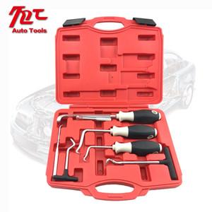 6pcs Crochet de voiture durable Joint d'huile Joint torique Remover Choisissez Set Craft Outils