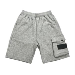 Mode Nouveau Hommes Shorts Hommes d'été de haute qualité couleur solide Sport Pantalons Styliste Hommes Pantalon court M-2XL