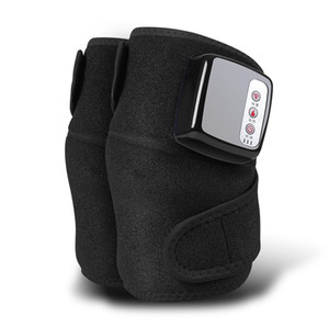 Multi-functional Charge Knee Vibrate Massage Cold Legs Knee Joint Athritis Pain Infrared Heating Therapy Device OA Brace