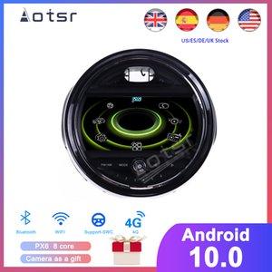 Android 10 Lecteur CD 64G voiture de navigation GPS pour BMW Mini Cooper S F55 F56 2014-2019 Radio Auto Stéréo Multimédia Headunit