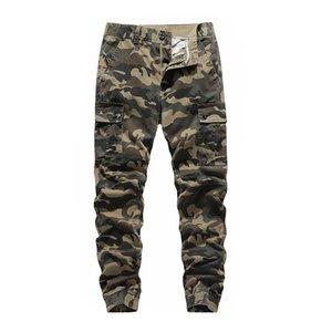 Sector Sete IX2 2020 Waterproof camuflagem calças táticas Guerra Jogo de carga calças calças dos homens calças Exército militar ativo 4 cores