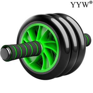 Ab Roller Wheel Trainers Core Slid Fitness Gliding Double Wheel Ab Roller With Kneeling Mat Abdominal For Muscle Training