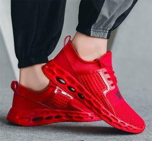 Venda Quente 2019 Antiskid Chaussures Designer de moda S-Shoes Treinadores Branco Vestido Preto de Luxe Sneakers Homens Mulheres Correndo Tênis