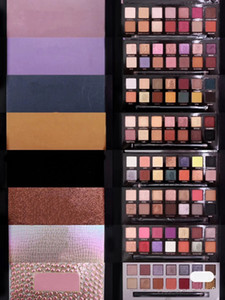 Hot New Makeup Palette Mix 7 tipo Norvina / Sultry / Modern 14 Color Sombrawadow ¡Paleta! Epacket envío gratis
