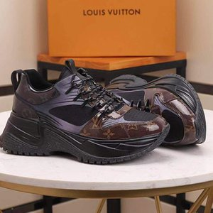 Run Away Pulse Sneaker Mens scarpe di lusso Sneakers Fashion Type Design Shoes Plus Size Lace-up Scarpe Uomo Casual Scarpe pour hommes