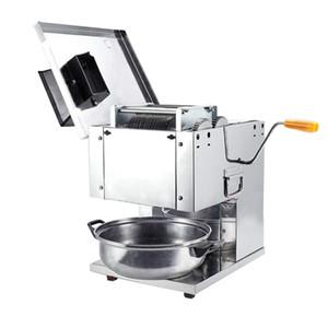 850w New Electric légumes Machine de coupe en acier inoxydable Shred Slicer Dicing machine ménager commercial viande Machine Slicer